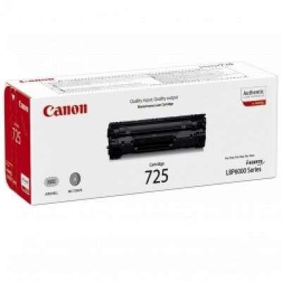 טונר למדפסת שחור תואם Canon 725