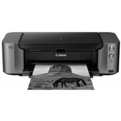 מדפסת פוטו אלחוטית מקצועית לצלמים ואמנים Canon Pro10S