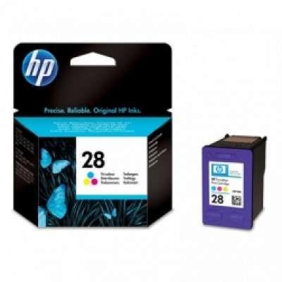 ראש דיו צבעוני HP 28 C8728AE