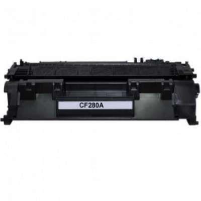 טונר שחור HP 80A CF280A תואם