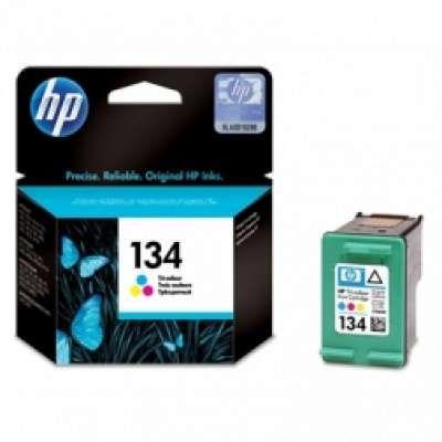 ראש דיו צבעוני HP 134 C9363HE מקורי
