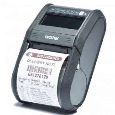 מדפסת ניידת ברדר RJ-3150