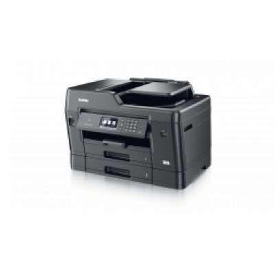 מדפסת משולבת A3 הזרקת דיו Brother MFCJ6930DW