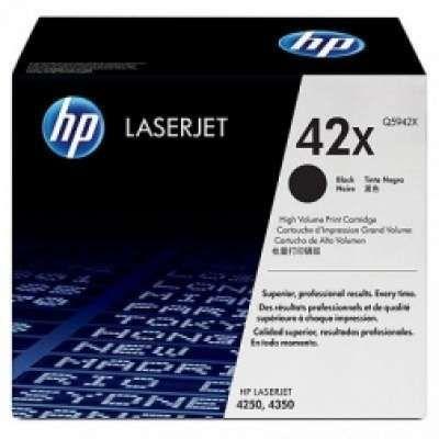 טונר שחור HP 42X Q5942X תואם