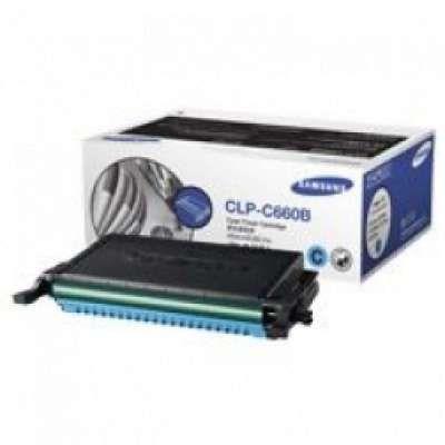 טונר כחול CLP-C660B תואם