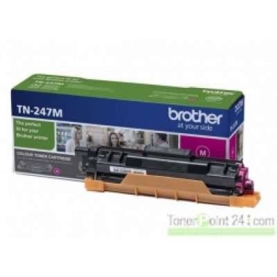 טונר אדום מקורי BROTHER TN 247M