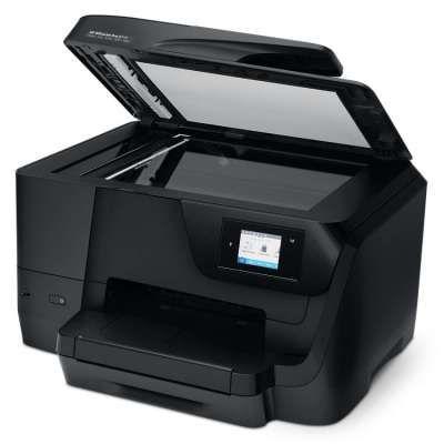 מדפסת הזרקת דיו משולבת HP Pro 8710 AiO