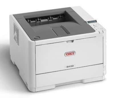 מדפסת לייזר ש\ל - OKI B432