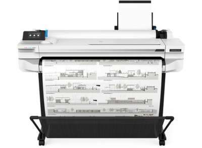 מדפסת פלוטר HP DesignJet T530 36-in