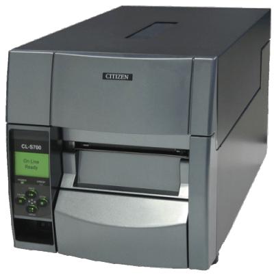 מדפסת מדבקות Citizen CL-S700