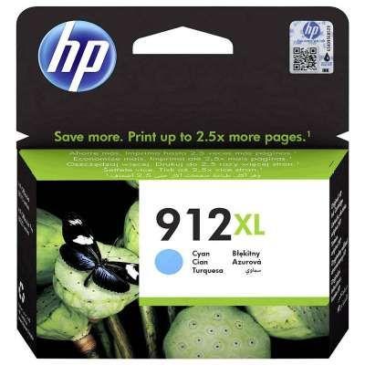 ראש דיו כחול HP 912XL 3JA81AE
