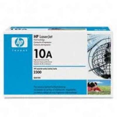 טונר שחור HP 10A Q2610A מקורי