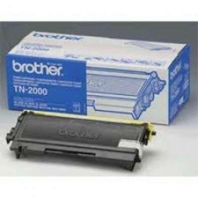 טונר למדפסת  שחור Brother TN2000 תואם