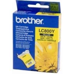 ראש דיו צהוב Brother LC800Y תואם
