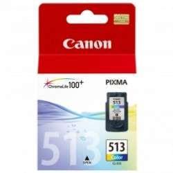 ראש דיו צבעוני Canon CL513 קנון