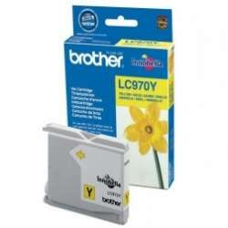 ראש דיו צהוב Brother LC970Y תואם